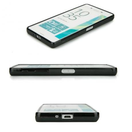 Drewniane Etui Sony Xperia X JELEŃ IMBUIA