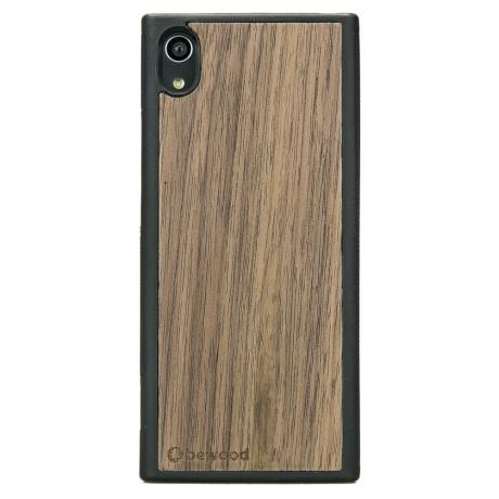 Drewniane Etui Sony Xperia XA1 ORZECH AMERYKAŃSKI