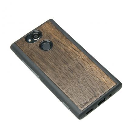 Drewniane Etui Sony Xperia XA2 DĄB WĘDZONY