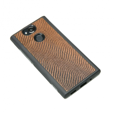 Drewniane Etui Sony Xperia XA2 FALE MERBAU