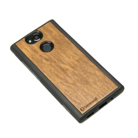 Drewniane Etui Sony Xperia XA2 IMBUIA