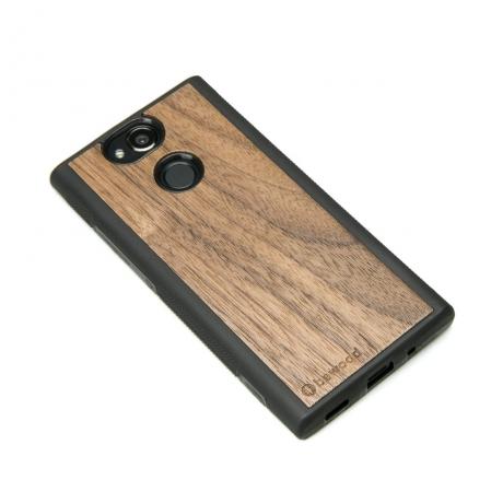 Drewniane Etui Sony Xperia XA2 ORZECH AMERYKAŃSKI