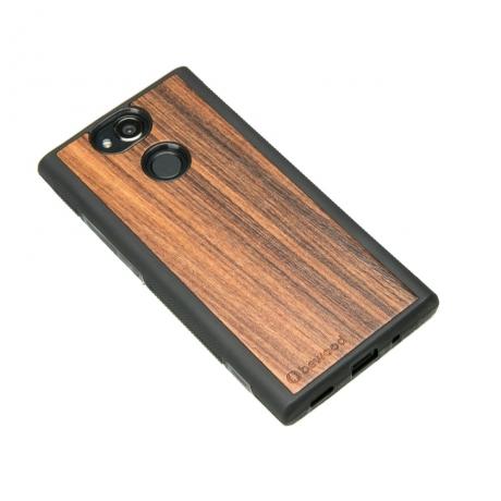 Drewniane Etui Sony Xperia XA2 PALISANDER SANTOS