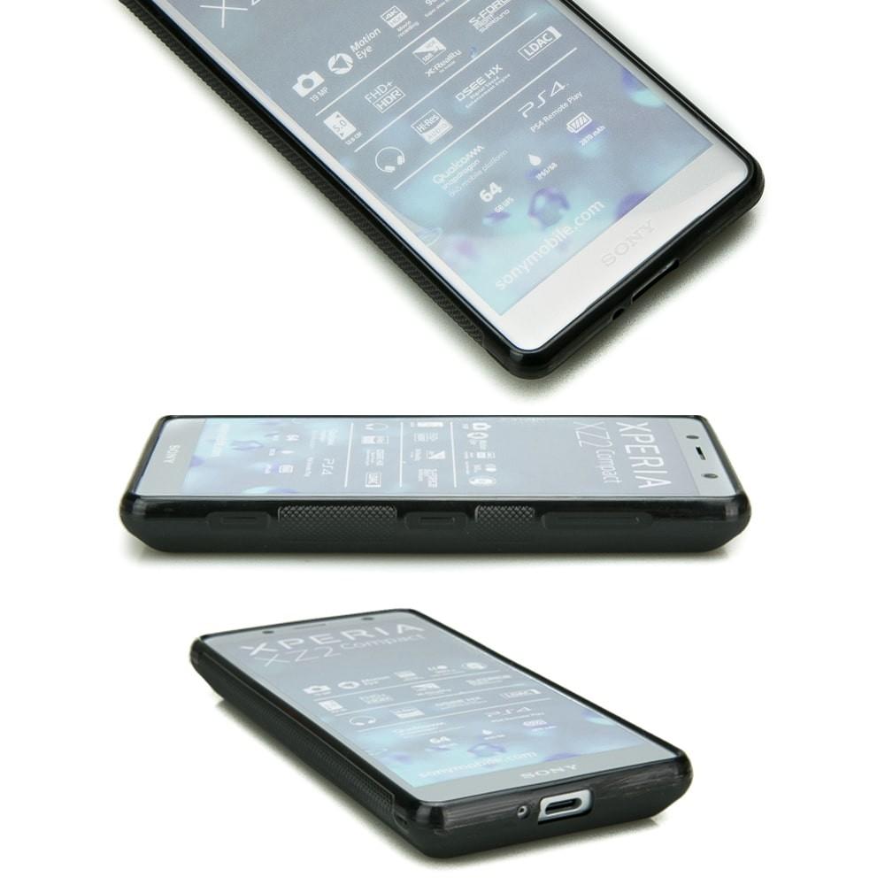 Drewniane Etui Sony Xperia XZ2 Compact GÓRY IMBUIA