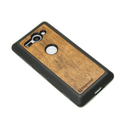 Drewniane Etui Sony Xperia XZ2 Compact IMBUIA