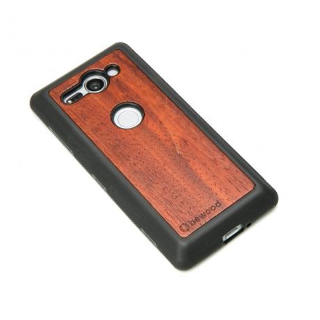 Drewniane Etui Sony Xperia XZ2 Compact PADOUK