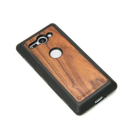 Drewniane Etui Sony Xperia XZ2 Compact PALISANDER SANTOS
