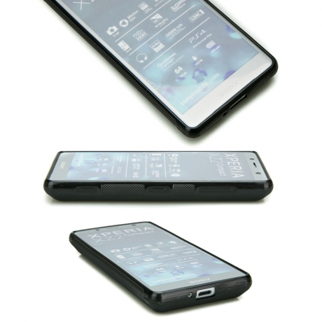 Drewniane Etui Sony Xperia XZ2 Compact ROWER LIMBA
