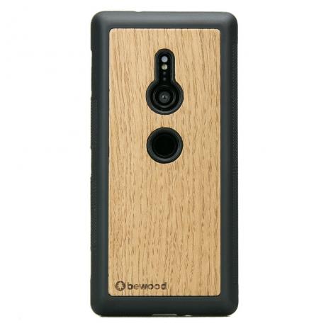 Drewniane Etui Sony Xperia XZ2 DĄB