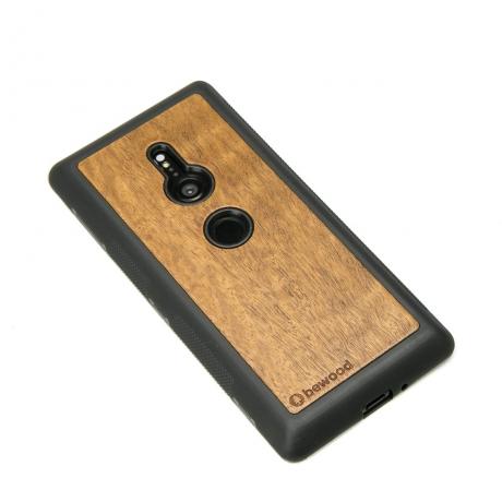 Drewniane Etui Sony Xperia XZ2 IMBUIA
