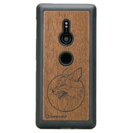 Drewniane Etui Sony Xperia XZ2 LIS MERBAU