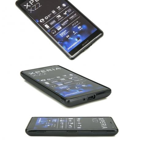 Drewniane Etui Sony Xperia XZ2 MANDALA JABŁOŃ