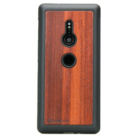 Drewniane Etui Sony Xperia XZ2 PADOUK