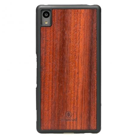 Drewniane Etui Sony Xperia Z5 PADOUK