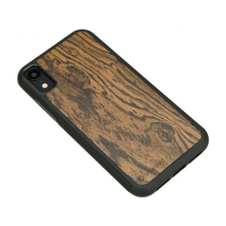 Drewniane Etui iPhone XR BOCOTE