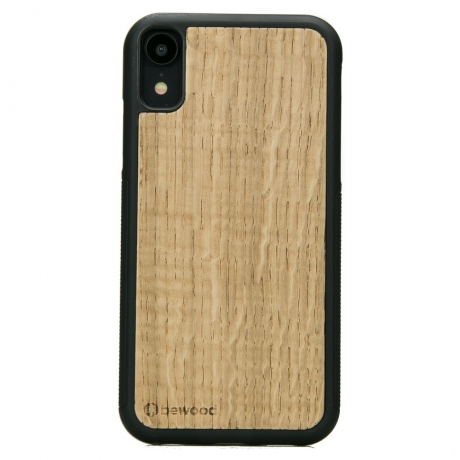 Drewniane Etui iPhone XR DĄB