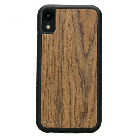 Drewniane Etui iPhone XR PALISANDER