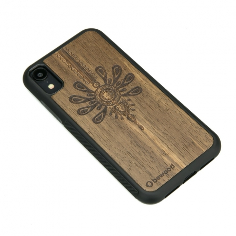 Drewniane Etui iPhone XR PARZENICA LIMBA