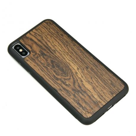 Drewniane Etui iPhone XS Max BOCOTE
