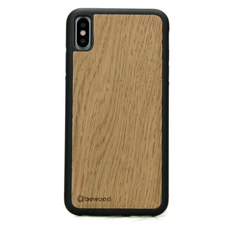 Drewniane Etui iPhone XS Max DĄB