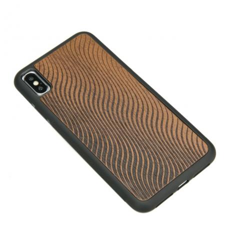 Drewniane Etui iPhone XS Max FALE MERBAU