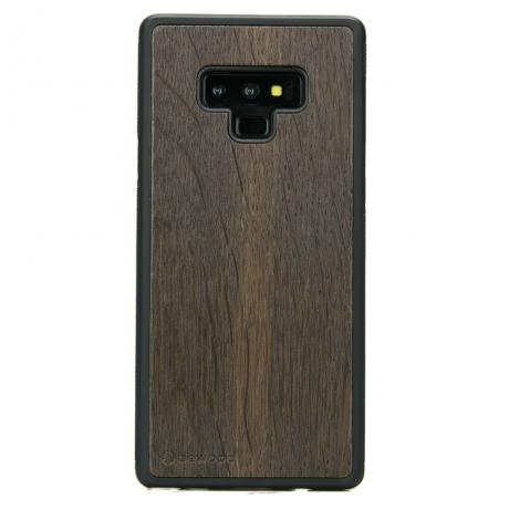 Drewniane Etui Samsung Galaxy Note 9 DĄB WĘDZONY