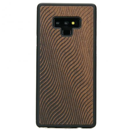 Drewniane Etui Samsung Galaxy Note 9 FALE MERBAU