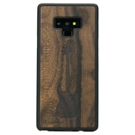 Drewniane Etui Samsung Galaxy Note 9 GITARA ZIRICOTE