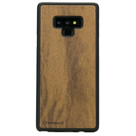 Drewniane Etui Samsung Galaxy Note 9 IMBUIA