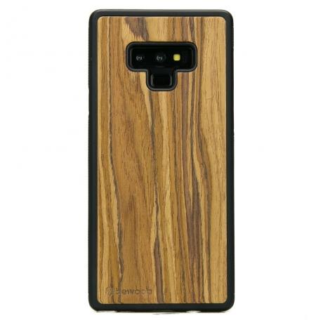 Drewniane Etui Samsung Galaxy Note 9 OLIWKA