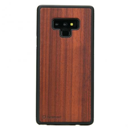 Drewniane Etui Samsung Galaxy Note 9 PADOUK