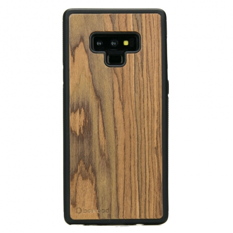 Drewniane Etui Samsung Galaxy Note 9 PALISANDER