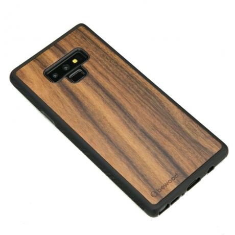 Drewniane Etui Samsung Galaxy Note 9 PALISANDER SANTOS