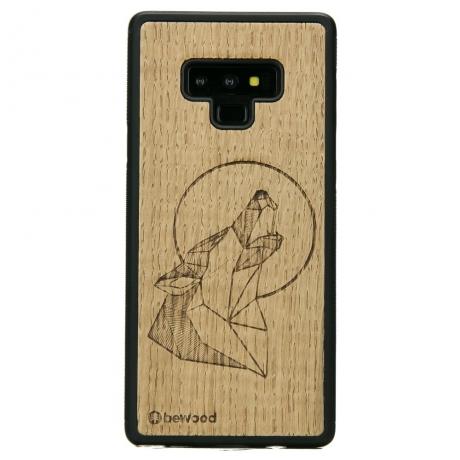 Drewniane Etui Samsung Galaxy Note 9 WILK DĄB