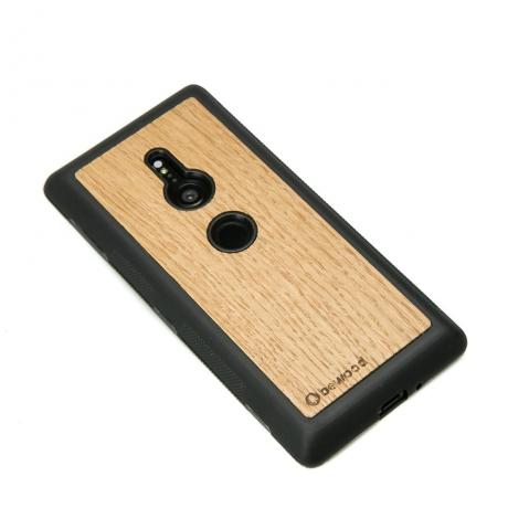 Drewniane Etui Sony Xperia XZ3 DĄB