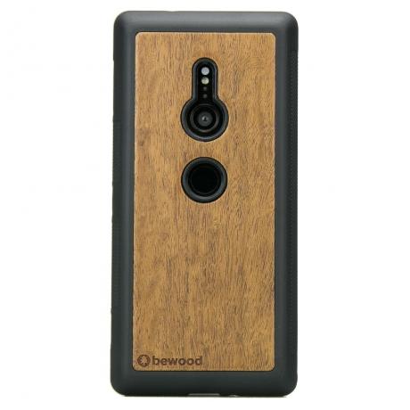 Drewniane Etui Sony Xperia XZ3 IMBUIA