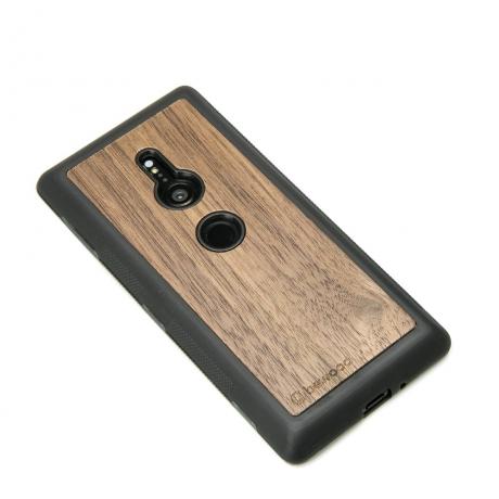 Drewniane Etui Sony Xperia XZ3 ORZECH AMERYKAŃSKI