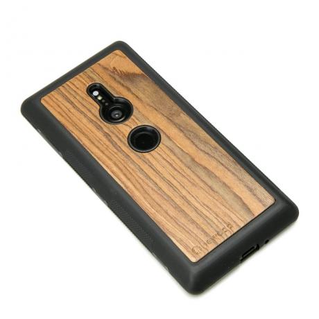 Drewniane Etui Sony Xperia XZ3 PALISANDER