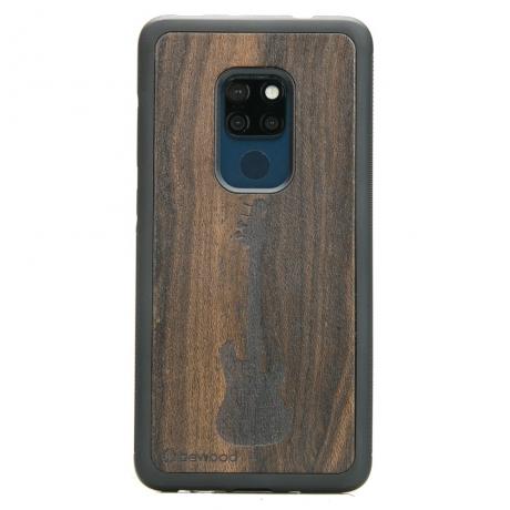 Drewniane Etui Huawei Mate 20 GITARA ZIRICOTE