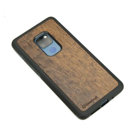 Drewniane Etui Huawei Mate 20 IMBUIA