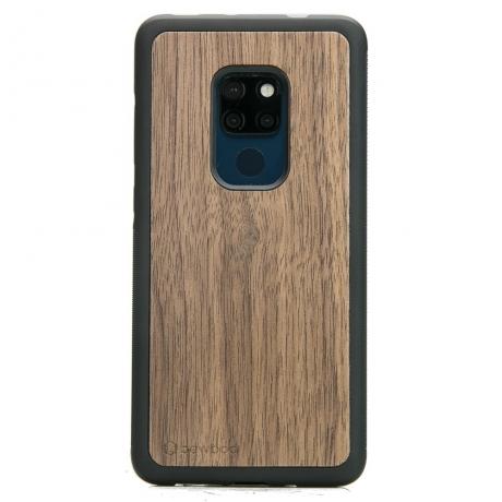 Drewniane Etui Huawei Mate 20 ORZECH AMERYKAŃSKI