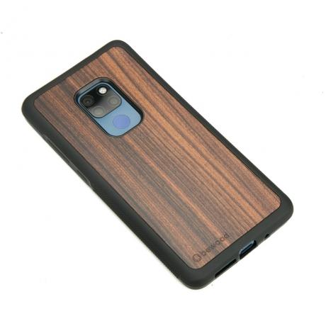 Drewniane Etui Huawei Mate 20 PALISANDER SANTOS
