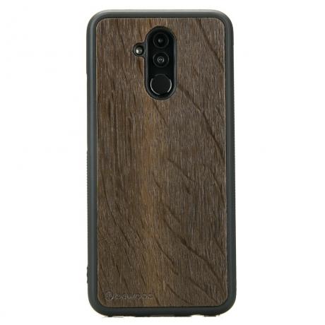 Drewniane Etui Huawei Mate 20 Lite DĄB WĘDZONY