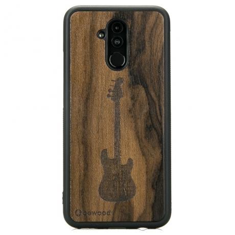 Drewniane Etui Huawei Mate 20 Lite GITARA ZIRICOTE