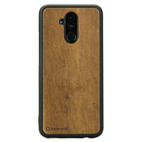Drewniane Etui Huawei Mate 20 Lite IMBUIA