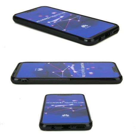 Drewniane Etui Huawei Mate 20 Lite MANDALA JABŁOŃ
