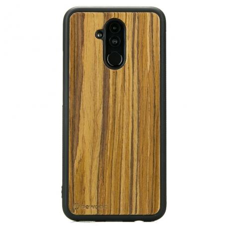 Drewniane Etui Huawei Mate 20 Lite OLIWKA