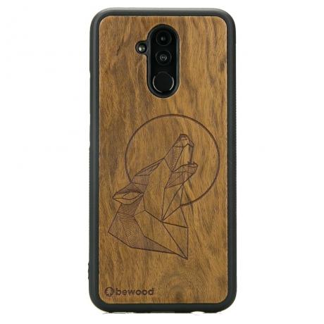 Drewniane Etui Huawei Mate 20 Lite WILK IMBUIA