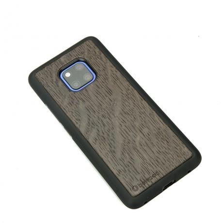 Drewniane Etui Huawei Mate 20 Pro DĄB WĘDZONY