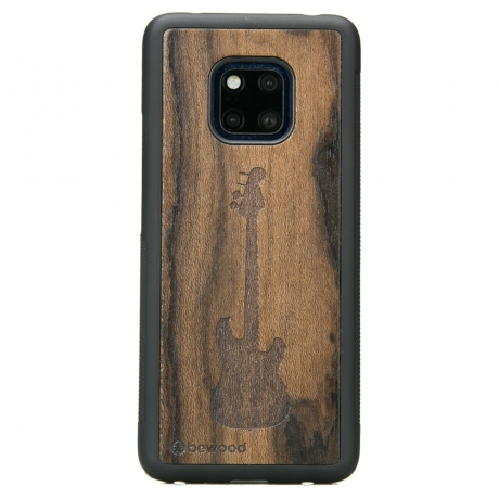 Drewniane Etui Huawei Mate 20 Pro GITARA ZIRICOTE